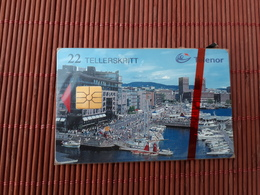Phonecard Norway New With Blister  Rare - Norway