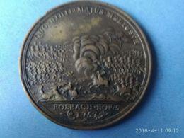 Battaglia Di Rosbach E Lissa; Prussia 1757 - Royal/Of Nobility