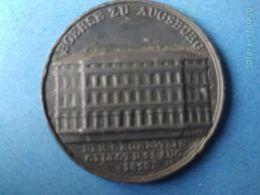 Borsa Di Augsburg 1828 - Monarchia/ Nobiltà