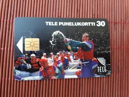 Phonecard Finland (Mint,Neuve) Only 50.000 Ex Made   Rare - Finland