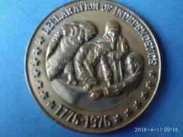 Dichiarazione Di Indipendenza 1776/1976 ALGERIA - Monarquía / Nobleza