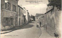 FEUCHEROLLES ... RUE DE L ETANG - France