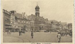 Bergen - Mons - La Grand'Place - 1937 - Mons