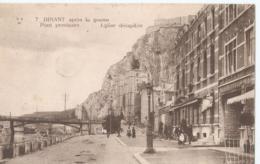 Dinant - 7 - Après La Guerre - Pont Provisoire - Eglise Décapitée - Marco Marcovici - Dinant
