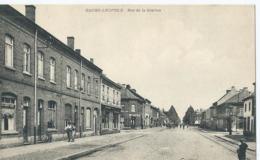 Leopoldsburg - Bourg-Leopold - Rue De La Station - Grand Hôtel Du Camp - Edit. J.-B. Van Welden - Leopoldsburg