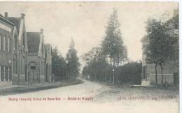 Leopoldsburg - Bourg-Leopold - Camp De Beverloo - Route De Heppen - 1905 - Leopoldsburg (Kamp Van Beverloo)