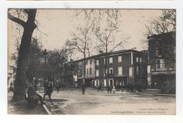 LABRUGUIERE Avenue Amiral Courbet (cachet Militaire) - Labruguière