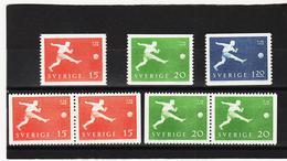 ECK1040 SCHWEDEN 1958 Michl 438/40 ** Postfrisch SIEHE ABBILDUNG - Schweden