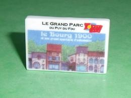 Fèves / Pays , Régions  : Le Grand Parc Du Puy Du Fou    T12 - Regions