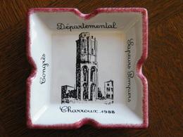 -Congrés Départemental Des Sapeurs Pompiers De La Vienne -86- CHARROUX 1988 - - Autres