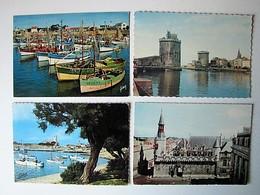 FRANCE - Lot 29 - Vues De Villes Et De Villages - 100 Cartes Postales Différentes - Postcards