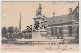 Vilvoorde (station En Monument) Uitg. Sugg 31 N° 3 - Vilvoorde