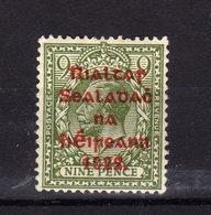 IRLANDE Ireland 1922-23 Yv 19 MH * - 1922 Provisional Government