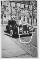 Berline DELAGE Original - Automobile