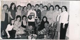 OOSTEEKLO    FOTO 1973 - 15 X 8 CM -  WERELDKAMPIOENE BOLDERS - Eeklo