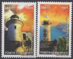 TURQUIE - Phares 2004 - 1921-... Republik