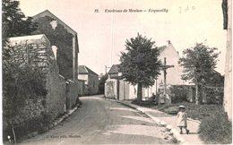 ECQUEVILLY .... - France