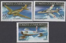 TURQUIE - Avions 2009 - 1921-... Republik