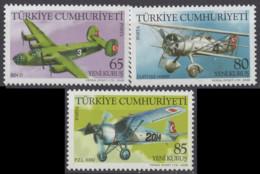 TURQUIE - Avions 2008 - 1921-... Republik
