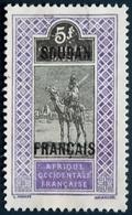 1921 - France (ex-colonies & Protectorats) > Soudan Yt:FR-SU 36, Mi:FR-SU 48 - Oblitéré - Soudan (1894-1902)