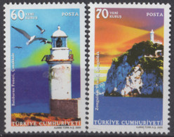 TURQUIE - Phares 2005 - 1921-... Republic