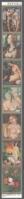 Paraguay 1974 Yvert 1381-87, Art, World Paintings - MNH - Paraguay