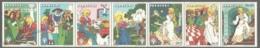 Paraguay 1979 Yvert 1713-19, International Year Of The Children, Cinderella - MNH - Paraguay