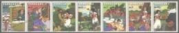 Paraguay 1980 Yvert 1749-55, International Year Of The Children, Little Red Riding Hood - MNH - Paraguay