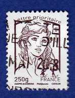 France Y&t : N° 4773 - 2013-... Marianne Of Ciappa-Kawena