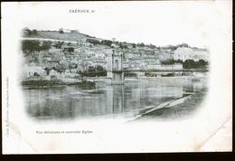 TREVOUX         EN 1898 - Trévoux