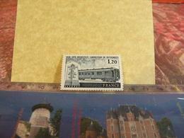 Timbre Neuf 1978 > N°2022 Y&T - Le Wagon De L'Armistice Carrefour De La Rethondes - Coté 0,80€ - France