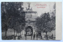 Romania / Hungary - Transylvania: Gyulafehérvár (Alba Iulia / Weissenburg), Karlsthor In Der Festung  1911 - Romania