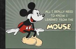 "AUSTRIA 2003 ""Mickey"" Booklet - Nature"