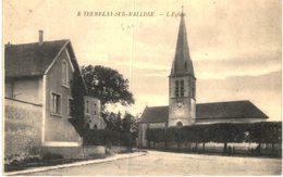 LE TREMBLAY SUR MAULDRE .... L EGLISE - France