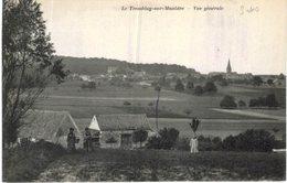 LE TREMBLAY SUR MAULDRE .... VUE GENERALE - France