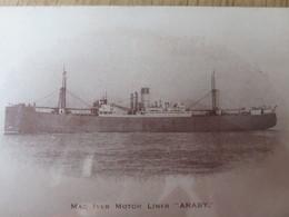 ARABY      Mac Iver - Comercio