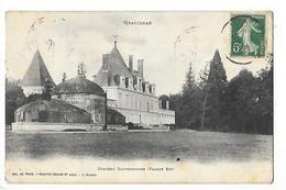GRADIGNAN  (cpa 33)  Château LAURENZANNE (façade Est)   -  L 1 - Gradignan