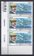 TP N° PA73 X 3  / COIN DATE DU 17.12.09 - Airmail