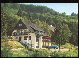 CPM Allemagne SASBACHWALDEN Gasthof Hohenrode Restaurant Café - Sasbach