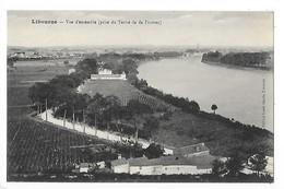 LIBOURNE  (cpa 33)   Vue D'ensemble (prise Du Tertre De Fronsac)   -  L 1 - Libourne