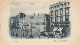 LIEGE / PLACE DU THEATRE - Luik