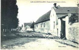 LES ALLUETS LE ROI .... FERME DE SAINT SYLVESTRE LA GATINE - France