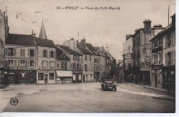 POISSY  33  PLACE DU PETIT MARCHE - Poissy