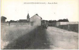 LES ALLUETS LE ROI .... ROUTE DE MAULE - France