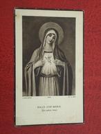 Henri Melis - Debeer Geboren Te Woesten 1866 En Overleden Te Elverdinge  1938  (2scans) - Godsdienst & Esoterisme