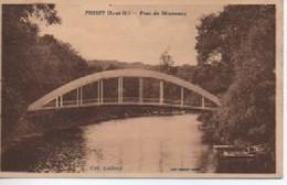 POISSY   PONT DE MAGNEAUX - Poissy