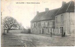 LES CLAYES ... MAISON GOHARD LELOUP - France