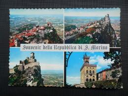 Repubblica Di S. Marino - Panorama - San Marino