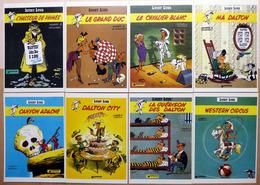 LUCKY LUKE  : Lot De 18 Cartes Postales - 1983 - Comics