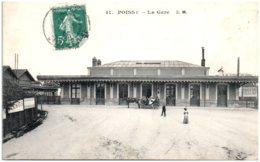 78 POISSY - La Gare - Poissy